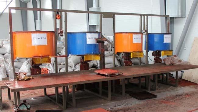 Оборудование для производства резиновой плитки своими руками 40