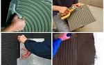 Состав и виды плиточного клея: способы применения