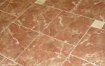 Как правильно затирать швы на полу на плитке