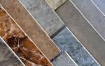 Основное отличие керамической плитки от керамогранита, свойства обоих материалов
