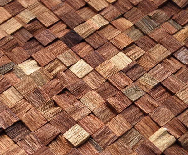 самодельная деревянная мозаика