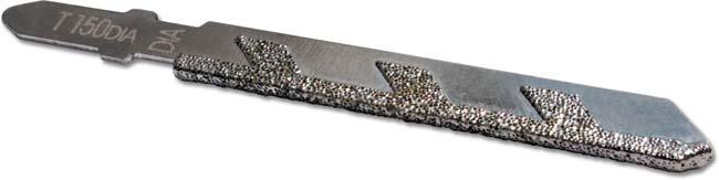 пилка с алмазным напылением для электролобзика