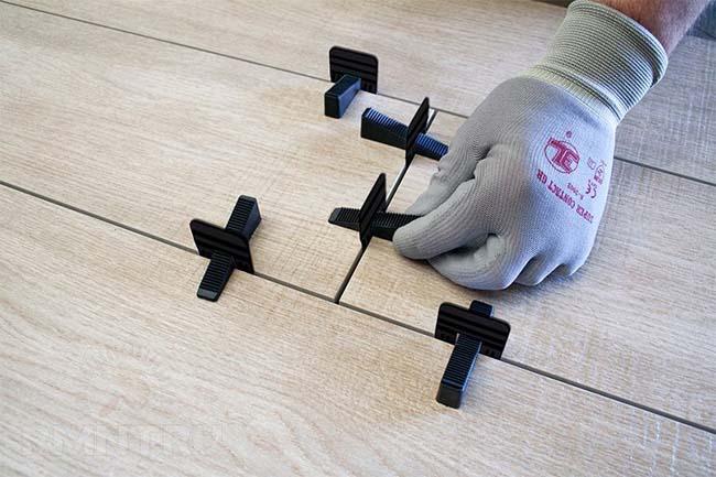 СВП - система помощи в укладке плитки на пол и стены