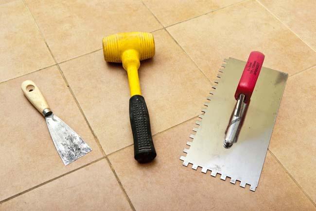 необходимые инструменты для укладки, без которых не обойтись