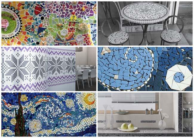 примеры мозаичной инкрустации