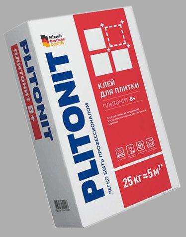 Плитонит, достойный клей для плитки