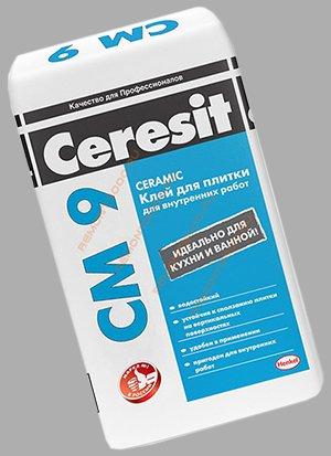 Церезит. Самый популярный клей для внутренних работ