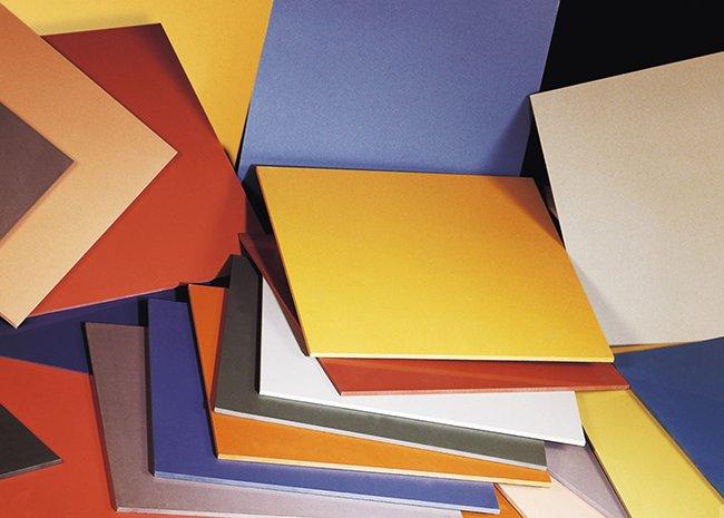 набор разноцветных керамических плиток