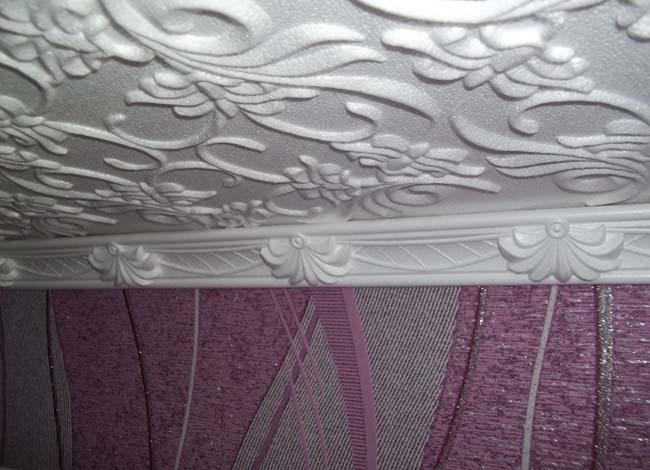 от выбора потолочной плитки зависит внешний вид потолка