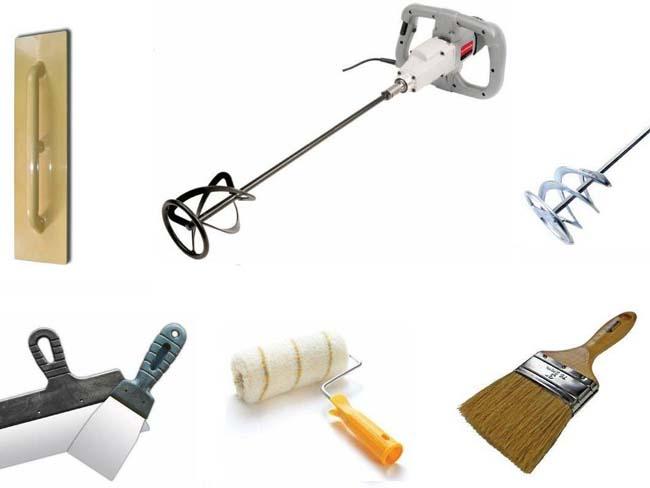 правильно подобранные инструменты облегчают работу
