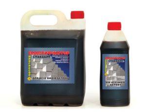 Пластификатор Стандарт продается в магазинах