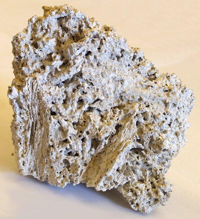 Травертин - красивый природный камень