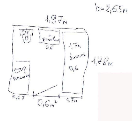 примерный расчет на бумаге