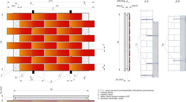инструкция по установке клинкерной плитки