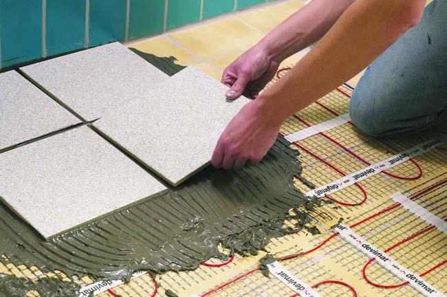 теплопроводность плитки важная характеристика