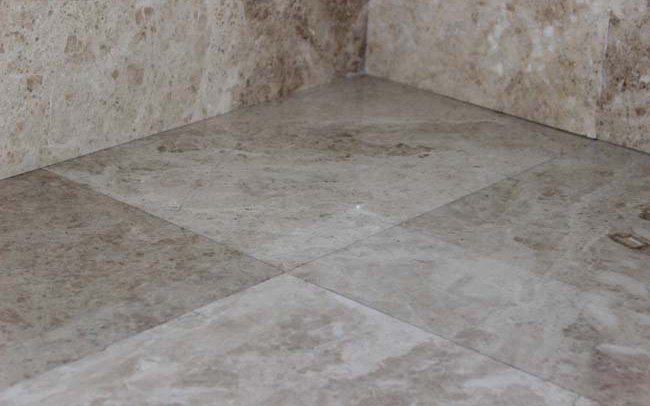 плитка уложена без швов
