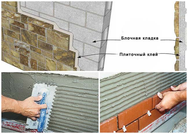 инструкция по монтажу фасадной плитки