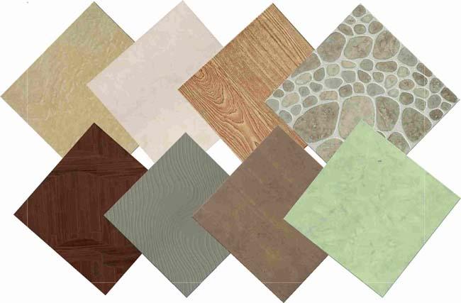 многообразие цветовой окраски керамики